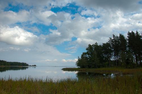 Schweden - erste Eindrücke kleiner See