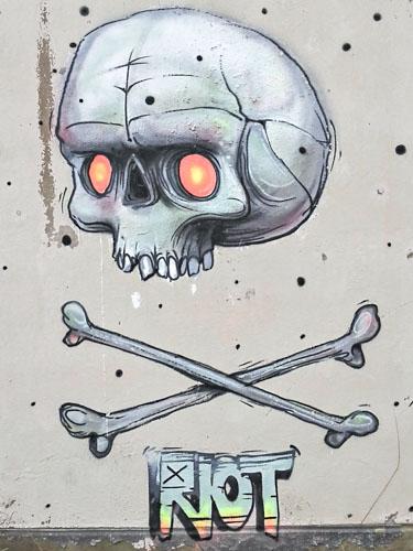 Artbase - Totenkopf