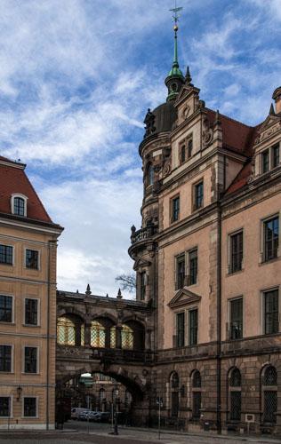 Dresden - grünes Gewölbe