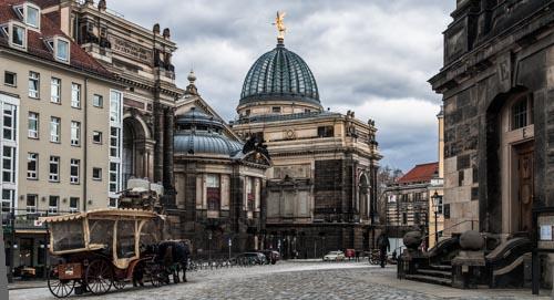 Dresden - Hochschule für Bildende Künste