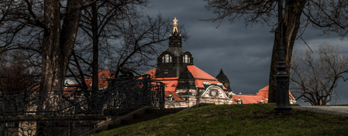 Dresden - Sächsische Staatskanzlei